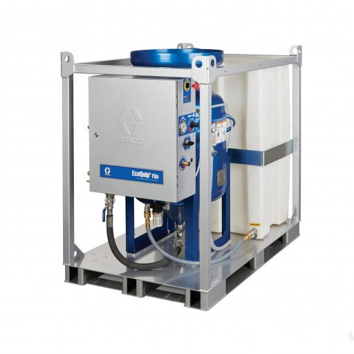 Urządzenie Graco EcoQuip 2 EQs do obróbki strumieniowo-ściernej