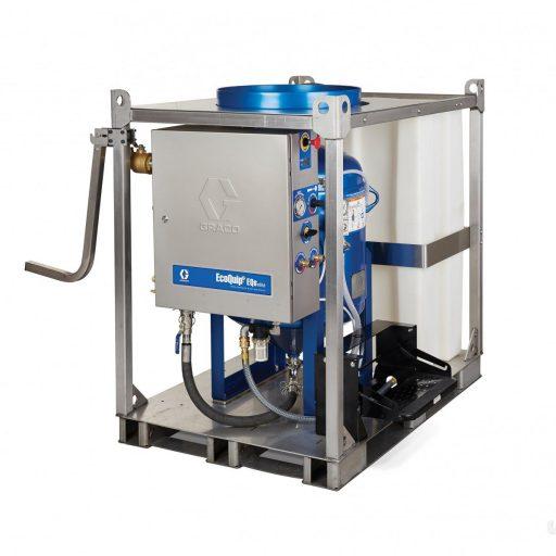 Urządzenie do oczyszczania strumieniowego EcoQuip 2 EQs elite