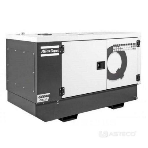 stacjonarny agregat prądotwórczy typu QIS 35