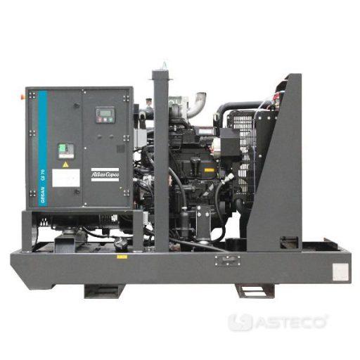 Stacjonarny agregat prądotwórczy typu Qi 35