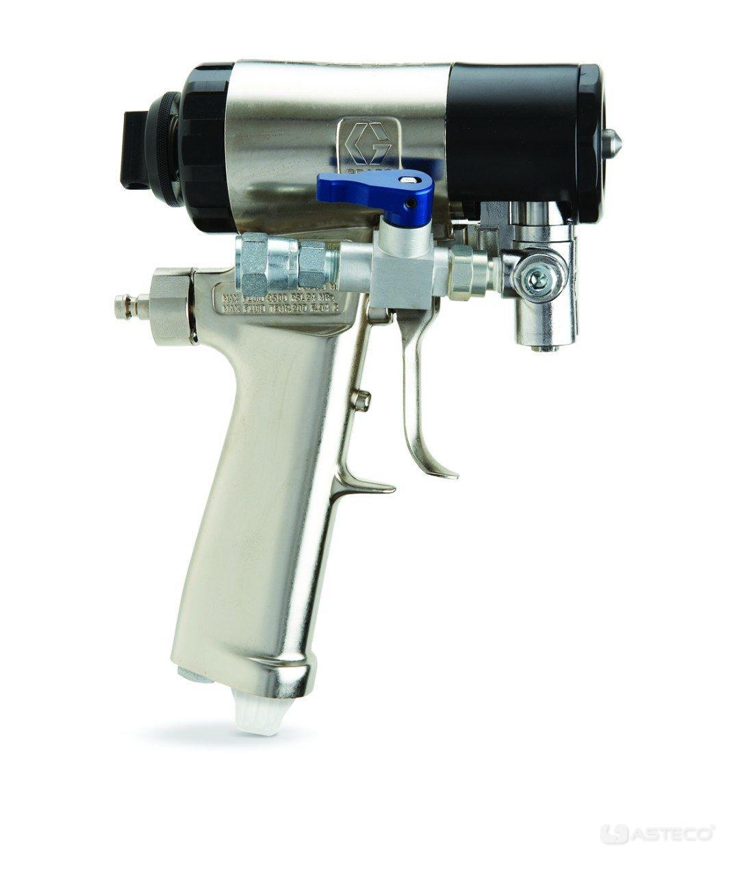 Pistolet do natrysku wieloskładnikowego Graco Fusion CS