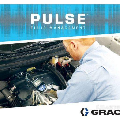 System dozowania płynów, olejów i smarów Pulse firmy Graco