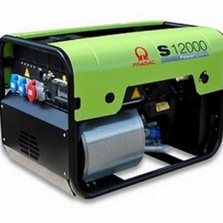 Agregat prądotwórczy Pramac S12000