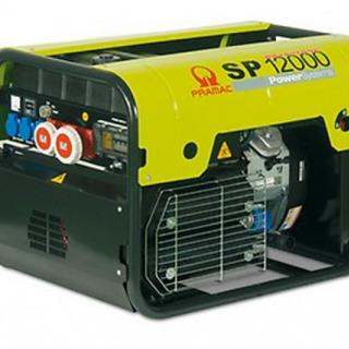 Agregat prądotwórczy Pramac SP12000