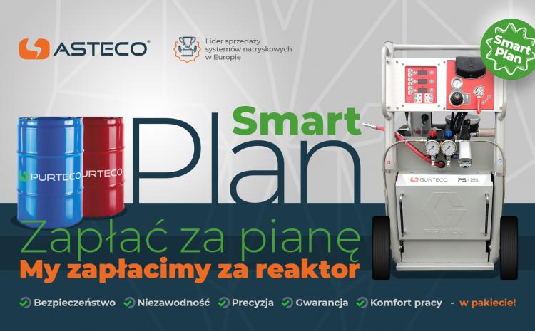 Smart Plan Asteco – opcja, na którą czekałeś