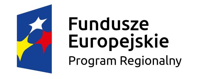fundusze europejskie, program regionalny-logo